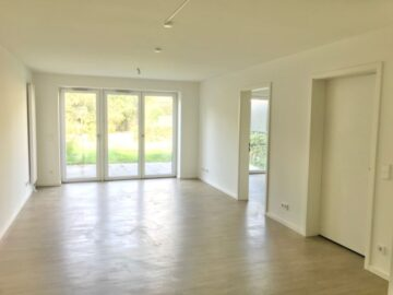 Geräumige Neubauwohnung im Erdgeschoss mit Terrasse und Garten, Koppelstraße 28<br>22527 Hamburg<br>Erdgeschosswohnung