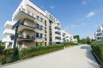 Singles aufgepasst: Neubauwohnung ruhig, zentral und schön gelegen, 22529 Hamburg, Etagenwohnung