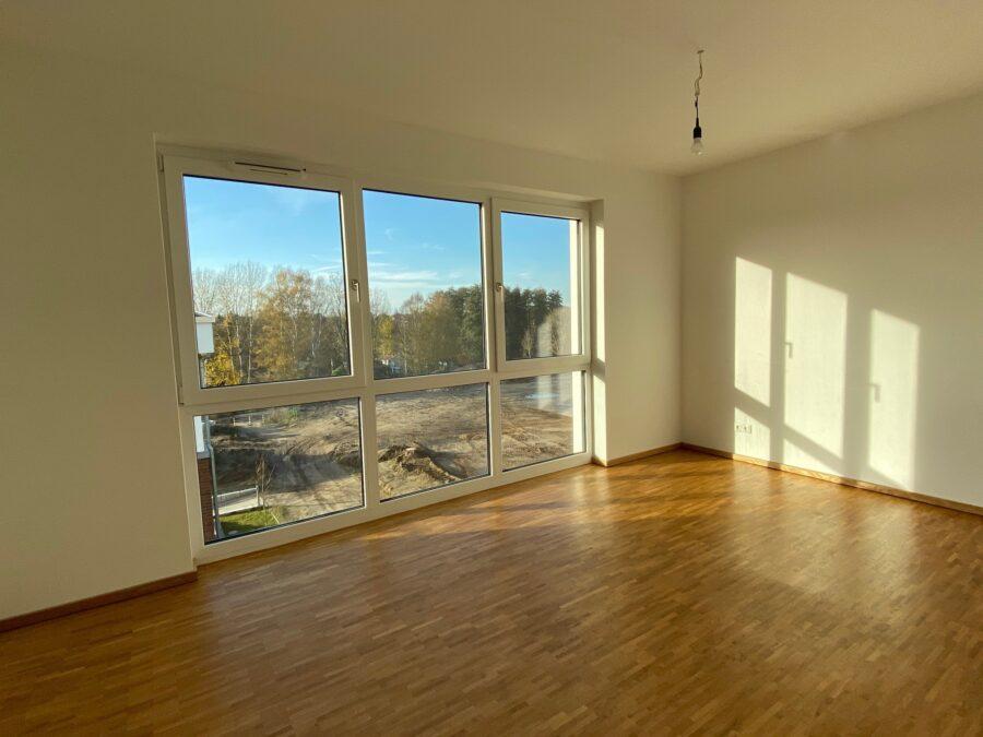 Moderne Wohnung mit offener Wohnküche und idealem Schnitt - Schlafzimmer