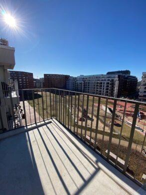 Modernes und energetisches Wohnen! Sonniger Balkon mit Blick zum Park, Nagelsweg 22a<br>20097 Hamburg<br>Etagenwohnung