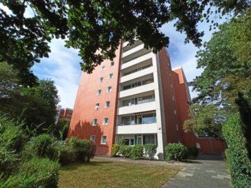 gemütliche 3 Zimmer Wohnung mit Balkon in gepflegter Wohnanlage!, 22844 Norderstedt, Etagenwohnung