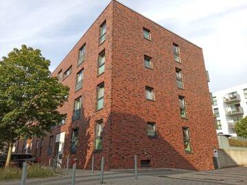 Schöne Familie- oder Pärchenwohnung im Neubaugebiet am Stadtpark, Alter Güterbahnhof 6a<br>22303 Hamburg (Hamburg-Nord)<br>Etagenwohnung