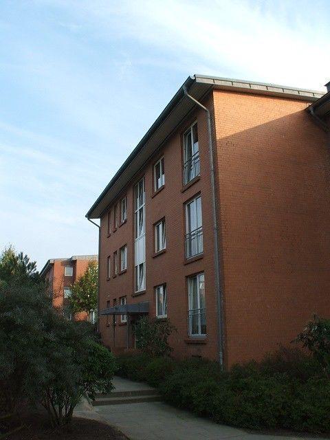 Erdgeschoss in netter Wohnanlage - Bild