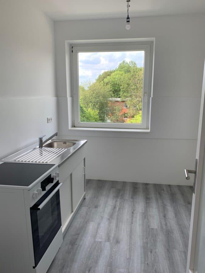 Erstbezug nach Sanierung - Einziehen fertig los - Tolle Familienwohnung - Küche
