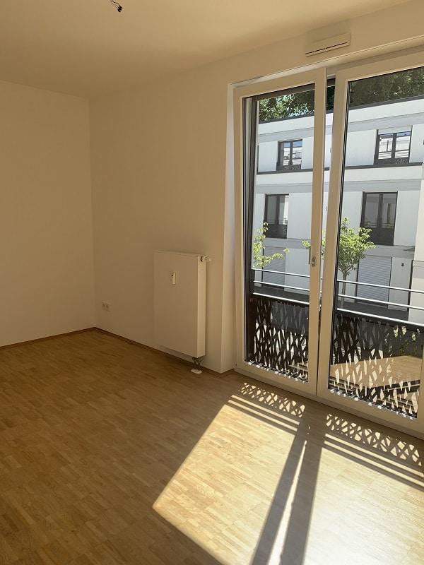 Gartenwohnung in Bilk - Bsp. Zimmer