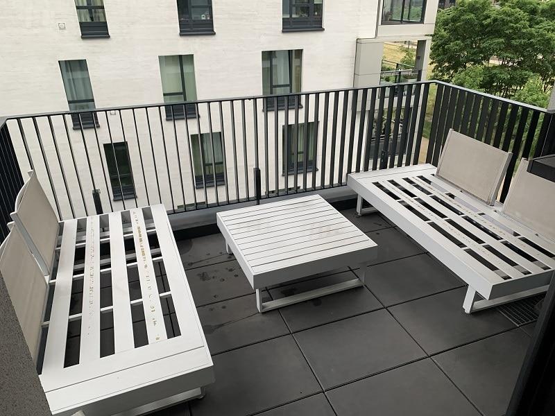 3 Zimmer Wohnung in Pempelfort - Balkon