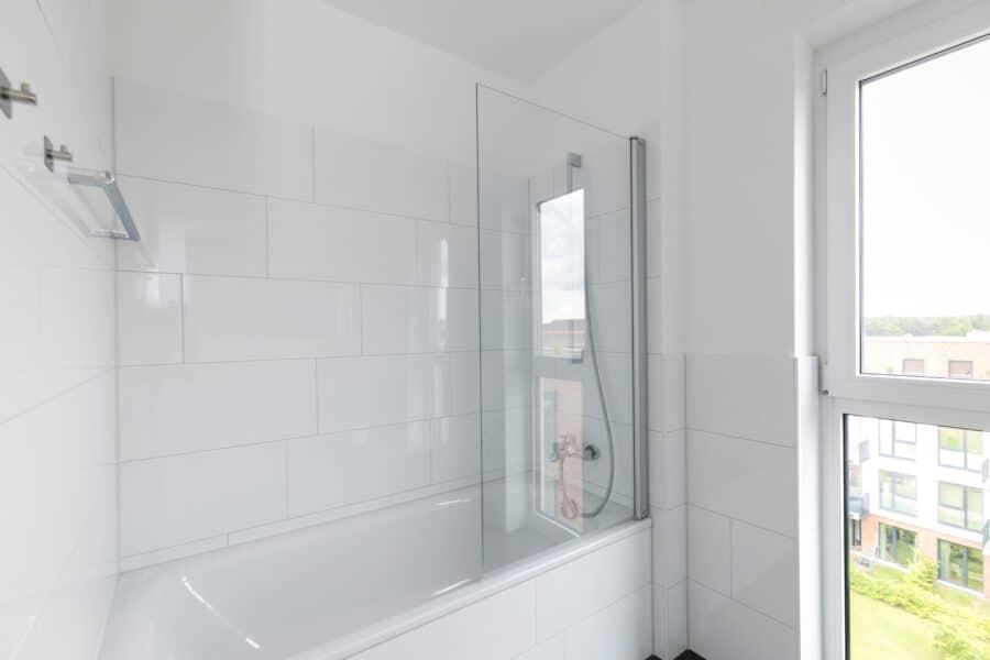 Genießen Sie den Sommer auf Ihrer Terrasse - Beispiel Badezimmer