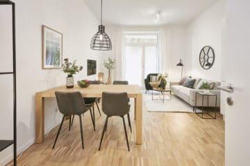 Viele weitere Wohnungen finden Sie auf: www.charlie-mills-quartier.de, 22159 Hamburg, Etagenwohnung