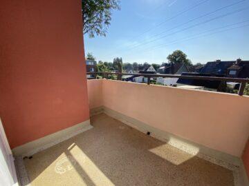 Gemütliche Singlewohnung mit Balkon und separater Küche, Saarlandhof 38<br>25335 Elmshorn<br>Etagenwohnung