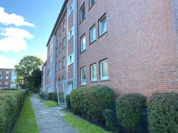 Erstbezug nach Sanierung – Einziehen fertig los – Tolle Familienwohnung, Georg-Blume-Straße 2<br>22119 Hamburg<br>Etagenwohnung