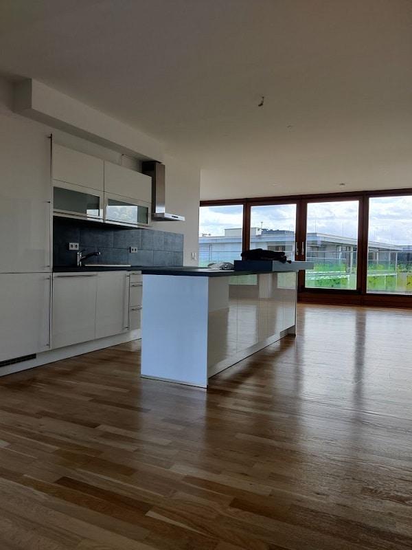 4 Zimmerwohnung mit Dachterrasse - Offene Küche