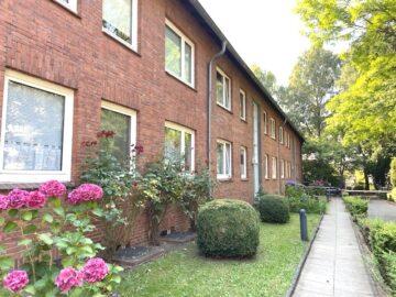 Frisch Modernsiert: gut geschnittene 2-Zimmerwohnung, 22415 Hamburg, Erdgeschosswohnung