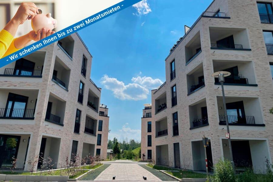 LIDO - Ihr neues Zuhause! www.lido-leipzig.de - Außenansicht