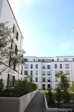 Wohnen in grüner Wohnanlage, Reiterstaffelplatz 25<br>50968 Köln<br>Etagenwohnung