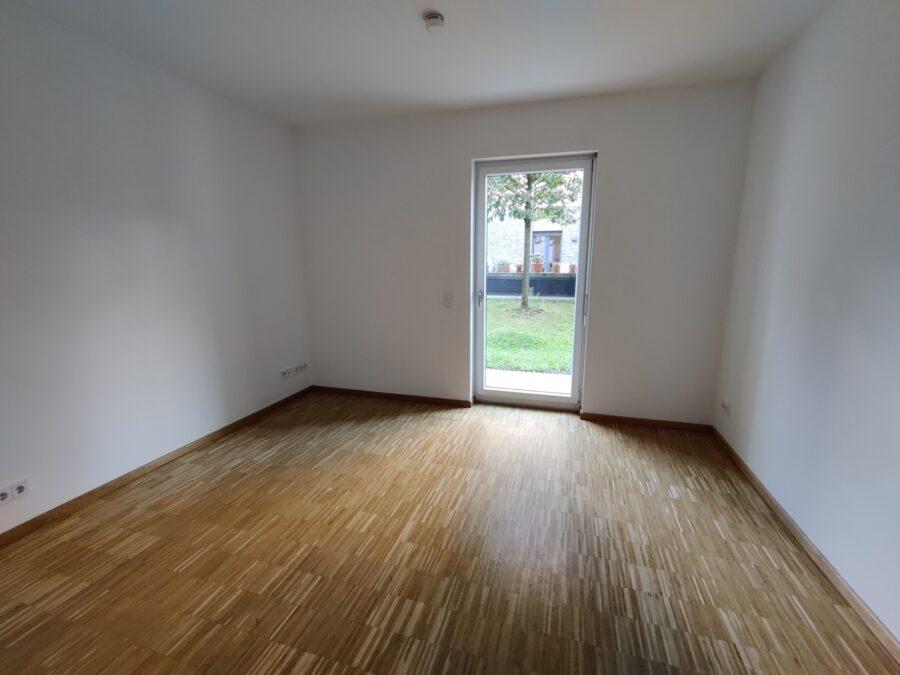 Wohnung mit Süd Terrasse und offener Wohnküche! - Schlafzimmer