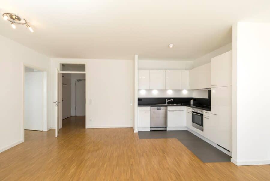 Schöne, lichtdurchflutete Wohnung im HanseViertel - Beispielbild