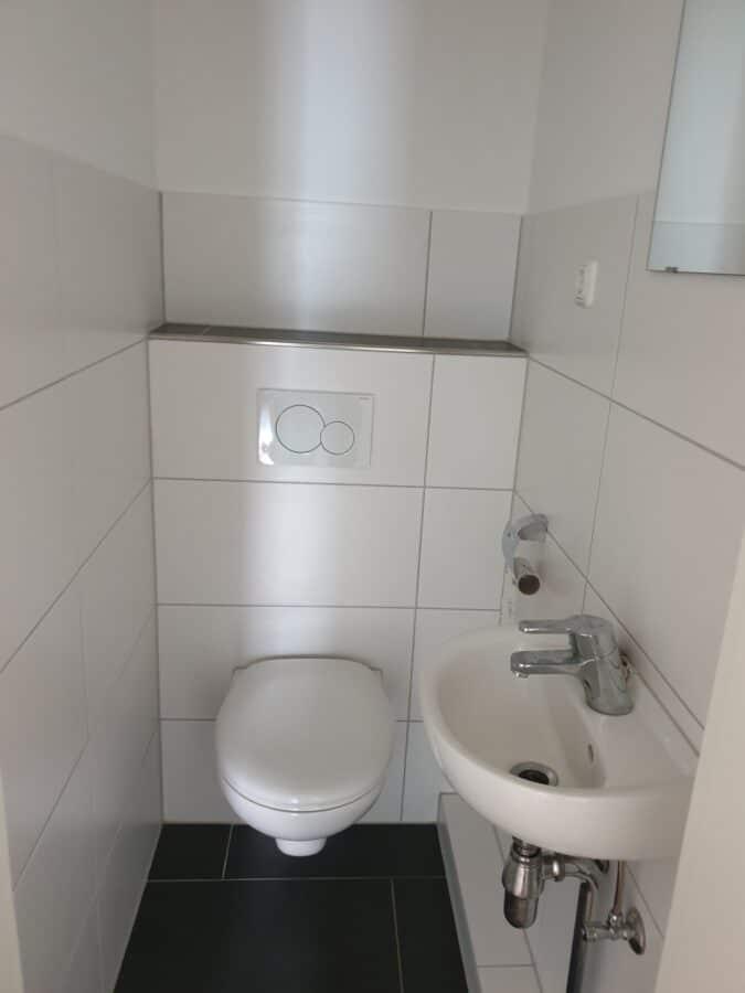 Ruhig und grün gelegen in familienfreundlicher Wohnanlage! - WC
