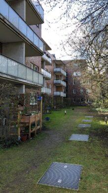 herrliche 2 Zimmer Wohnung, Baujahr 2006 !!, 22761 Hamburg, Etagenwohnung