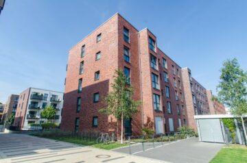 Geräumige Neubauwohnung mit Terrasse, Alter Güterbahnhof 6e<br>22303 Hamburg<br>Erdgeschosswohnung