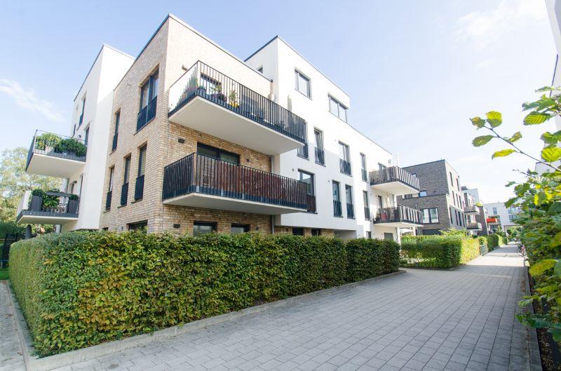 Willkommen im Veilchenweg - Schöne EG Wohnung mit Terrasse - Außenansicht