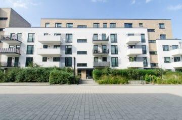 Moderne Wohnung mit Balkon – Nahe der Hoheluftchaussee, 22529 Hamburg, Etagenwohnung