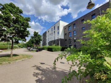 Geräumige Neubauwohnung mit Terrasse, Tönningweg 3<br>22926 Ahrensburg<br>Erdgeschosswohnung