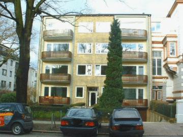 Nähe Innocentiapark und zur Alster auch nicht weit, 20149 Hamburg, Erdgeschosswohnung