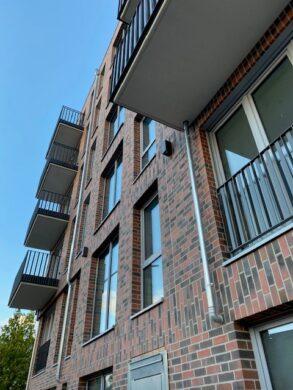 Traumhafter Blick über Wandsbek! Neubauwohnung, Schädlerstraße 5-7<br>22041 Hamburg<br>Etagenwohnung