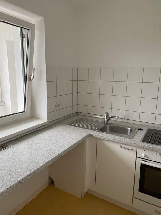 Gut geschnittene 2,5-Zimmer-Wohnung nahe dem Stadtzentrum Schenefeld - Küche