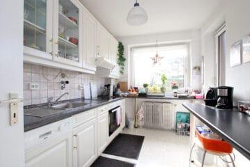 gemütliche 2,5 Zimmerwohnung mit Blick ins Grüne, 22880 Wedel, Etagenwohnung