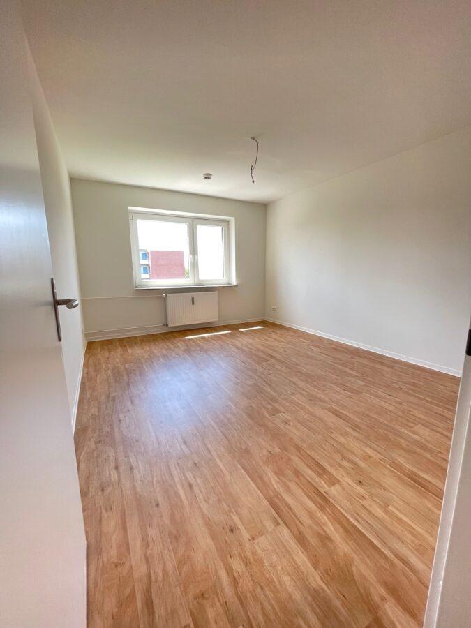 Frisch modernisierte 3 Zimmer Wohnung mit tollem Ausblick - Schlafen