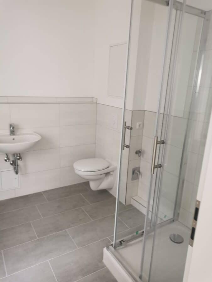 Ideale Singlewohnung auf 2 Etagen - Badezimmer