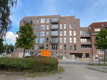 Einzigartiger Schnitt! Schicker NEUBAU mitten in Wandsbek, Schädlerstraße 5-7<br>22041 Hamburg<br>Etagenwohnung