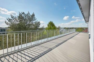 Neubau/Erstbezug! Penthouse mit großer West-Dachterrasse!, Rosengarten 31a<br>22880 Wedel<br>Penthousewohnung