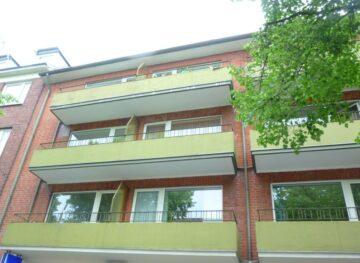 ideale Singlewohnung in Eimsbüttel, 22525 Hamburg, Etagenwohnung