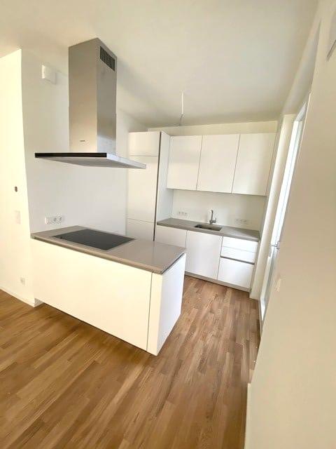 Terrassen-Maisonette am Alsterpark - Erstbezg mit Bad en Suite und großer Ankleide! - Küche