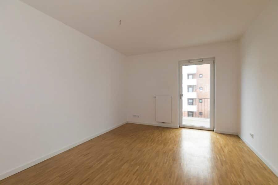 Schicke 2 Zimmer Wohnung im Hanseviertel - Schlafzimmer