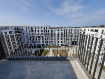 Moderne Neubauwohnung mit separater Küche, 22159 Hamburg, Etagenwohnung