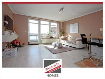 Attraktive Wohnung mit Weitblick in hervorragender Wohnlage, 21509 Glinde, Etagenwohnung
