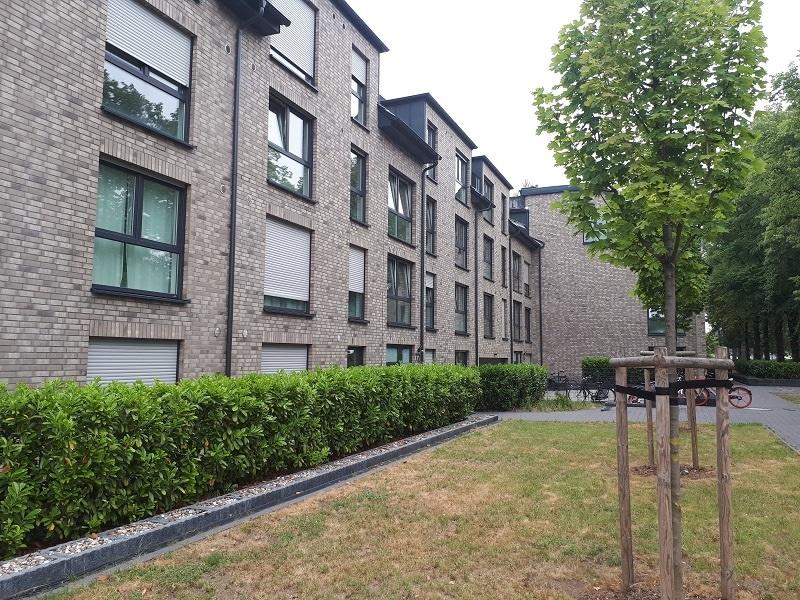 Gemütliche 3 Zimmerwohnung mit Balkon - Außenansicht
