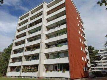 Gemütliche 2-Zimmerwohnung zum wohlfühlen, 22844 Norderstedt, Etagenwohnung