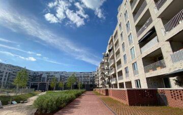 Neubauwohnung im schönen und sonnigen Sonninpark!, 20097 Hamburg, Etagenwohnung