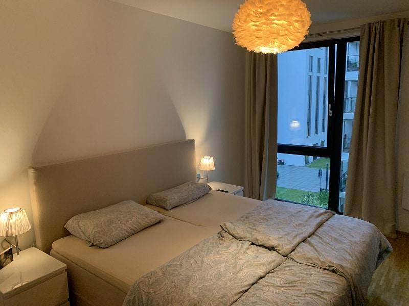 3 Zimmer Wohnung in Pempelfort - Schlafzimmer