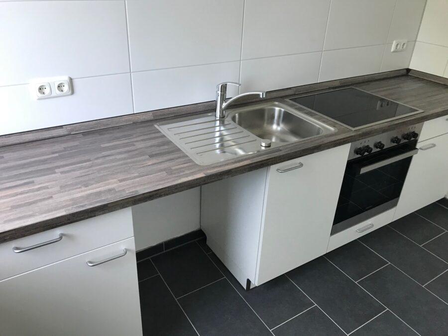 Erstbezug nach Modernisierung - Willkommen Daheim - Beispielbild Küche