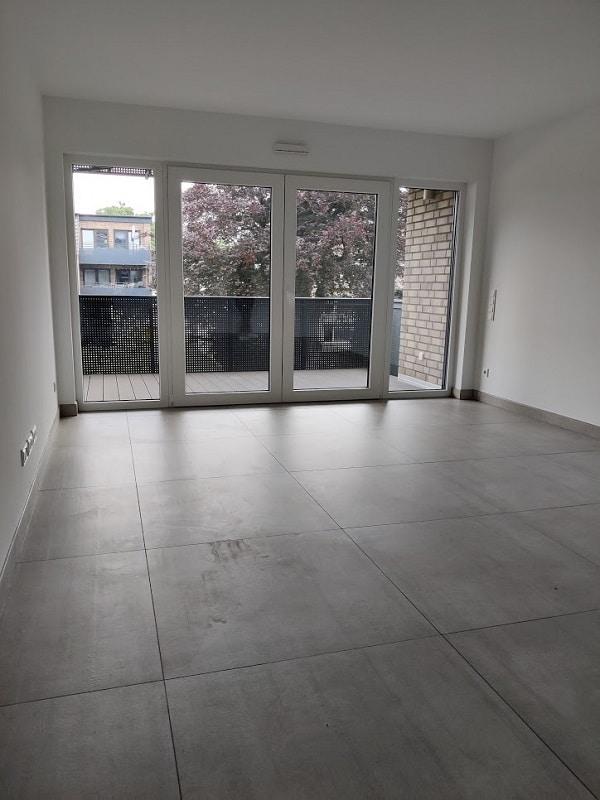 Gemütliche 3 Zimmerwohnung mit Balkon - Wohnbereich