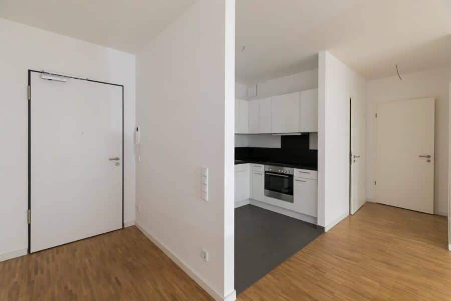 Schicke 2 Zimmer Wohnung im Hanseviertel - Eingangsbereich