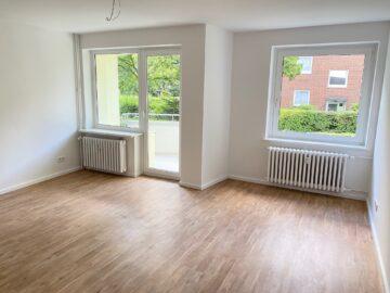 Frisch modernisierte 2,5-Zimmer-Wohnung im Erdgeschoss, 22159 Hamburg, Erdgeschosswohnung