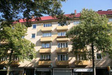Gut geschnittene Singlewohnung mitten in Hamm, 20535 Hamburg, Etagenwohnung