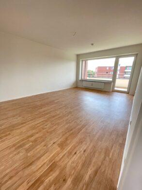 Frisch modernisierte 3 Zimmer Wohnung mit tollem Ausblick, 22926 Ahrensburg, Etagenwohnung