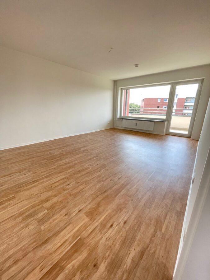 Frisch modernisierte 3 Zimmer Wohnung mit tollem Ausblick - Wohnen